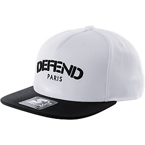 Defend Paris Cap weiß