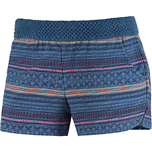 Protest Ditany Shorts Damen blau/allover