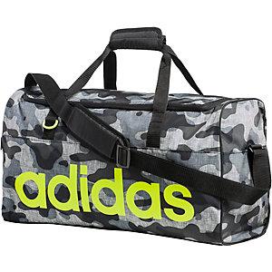 adidas Lin Per Sporttasche Herren schwarz/oliv