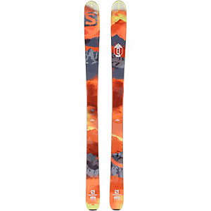 Salomon Q-98 15/16 All-Mountain Ski rot/schwarz