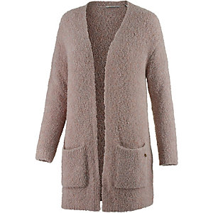 Rich & Royal Strickjacke Damen altrosa