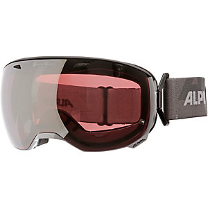 ALPINA BIG HORN QVMM Skibrille black-white/QVMM flash S2