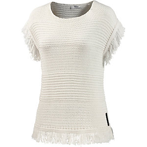 REPLAY Strickpullover Damen ecru