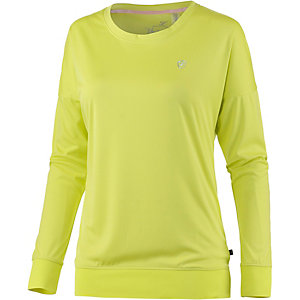 Limited Sportswear Longsleeve Shirt Silvia Funktionsshirt Damen gelb