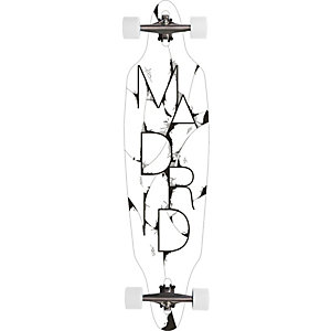 "Madrid Randy 39,5"" Longboard-Komplettset white"