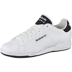 Reebok NPC RAD POP Sneaker Herren weiß/dunkelblau