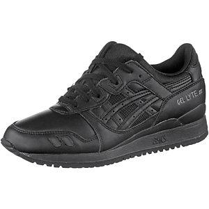 ASICS Gel-Lyte III Sneaker Herren schwarz