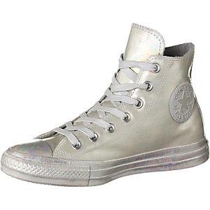 CONVERSE Chuck Taylor All Star Rubber Oil Slick Sneaker Damen weiß/bunt