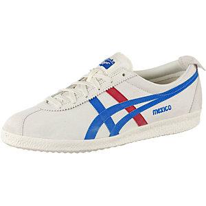 ASICS Mexico Delegation Sneaker Herren weiß/blau/rot