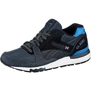 Reebok GL 6000 ATHLETIC Sneaker Herren dunkelgrau/schwarz