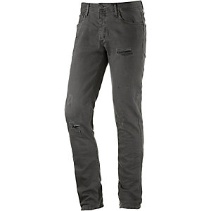 Jack & Jones JJTim Slim Fit Jeans Herren grey denim