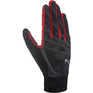 Nike Storm Fit Laufhandschuhe Herren schwarz/rot