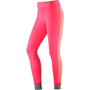 adidas Tights Damen neonpink/gelb
