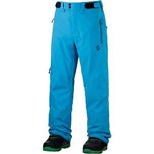 SCOTT Terrain Dryo Snowboardhose Herren blau