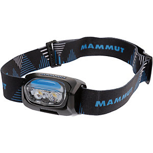 Mammut T-Base Stirnlampe LED schwarz