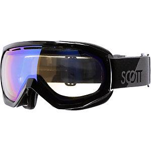 SCOTT Goggle Notice OTG Skibrille schwarz