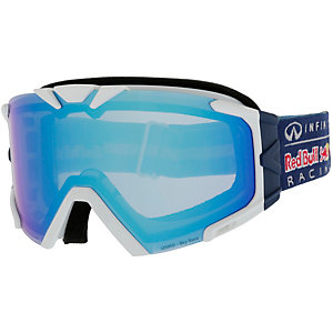 Red Bull Racing LESMO-001S Skibrille weiß/blau