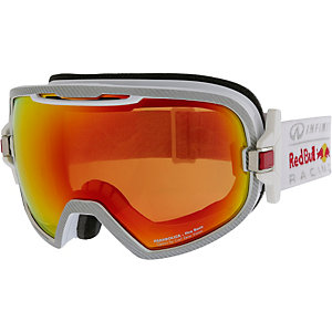 Red Bull Racing Skibrille PARABOLICA-008S Skibrille weiß/orange