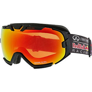 Red Bull Racing RASCASSE-001S Skibrille schwarz/orange