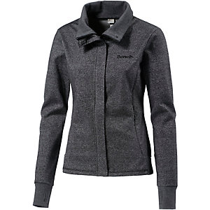 Bench Lightwind Funktionsjacke Damen anthrazit