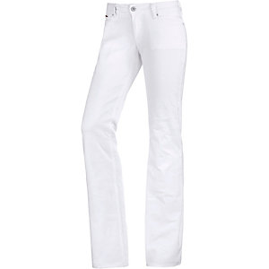 Tommy Hilfiger Sandy Bootcut Jeans Damen white denim