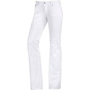 Tommy Hilfiger Sandy Bootcut Jeans Damen white denim