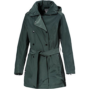 helly hansen welsey trenchcoat damen dunkelgrau im online shop von sportscheck kaufen. Black Bedroom Furniture Sets. Home Design Ideas