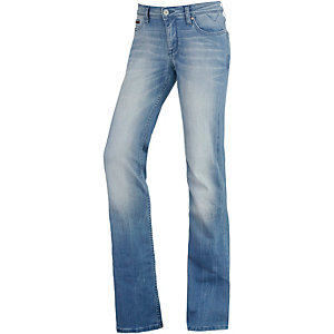 Tommy Hilfiger Sandy Bootcut Jeans Damen blue denim