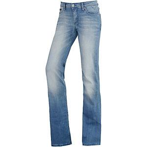 Tommy Hilfiger Sandy Bootcut Jeans Damen blue denim