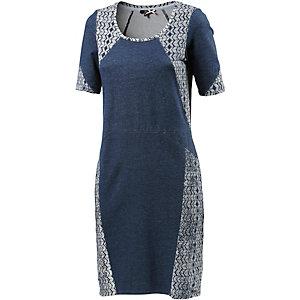 DEPT Kurzarmkleid Damen denim blue