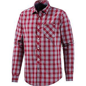 PME LEGEND Langarmhemd Herren rot
