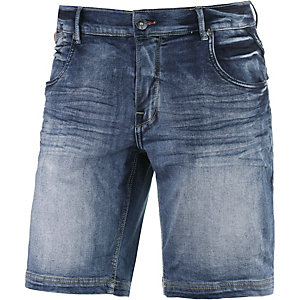 Twinlife Jeansshorts Herren blue denim