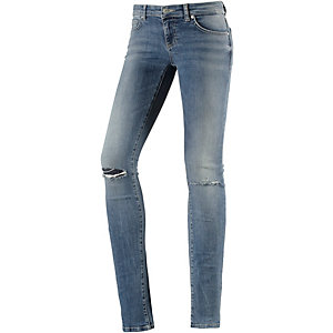 LTB Clara Skinny Fit Jeans Damen destroyed denim