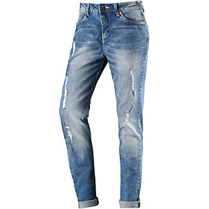 TIMEZONE MajaTZ Boyfriend Jeans Damen destroyed denim