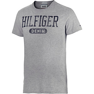 Tommy Hilfiger Printshirt Herren graumelange