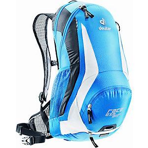 Deuter Compact EXP 12 Fahrradrucksack blau/weiß