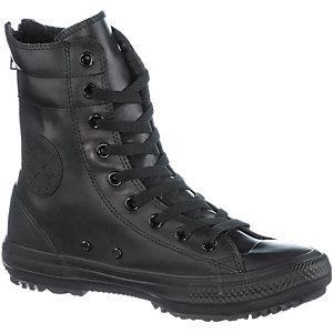 CONVERSE Hi-Rise Boot Rubber Sneaker Damen schwarz
