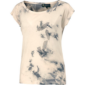 Mogul Printshirt Damen beige/grau