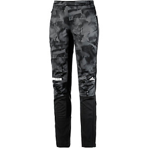 adidas Skyrunning Skitourenhose Damen schwarz