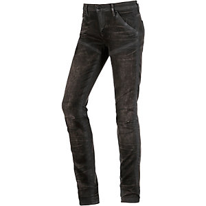 G-Star 5620 Mid Skinny Skinny Fit Jeans Damen black denim