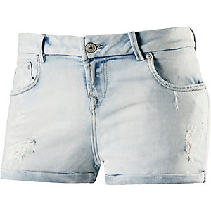 LTB Judie Shorts Damen light denim