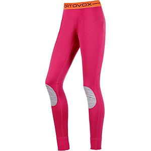 ORTOVOX Funktionsunterhose Damen pink/grau