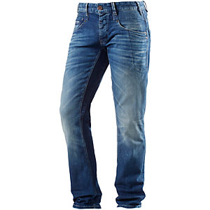 PME LEGEND Commander Loose Fit Jeans Herren blue denim