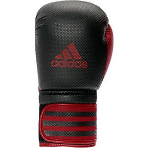adidas Power 200 Duo Boxhandschuhe rot/schwarz