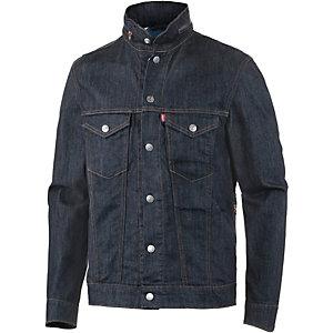 Levi's CMTrucker Hooded Jeansjacke Herren blau