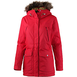 Didriksons 1913 Covert Outdoorjacke Damen rot