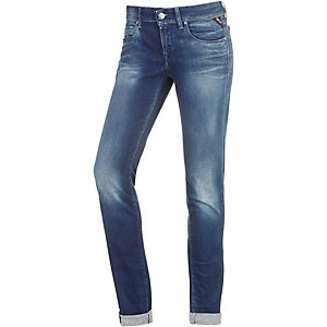 REPLAY Rose Skinny Fit Jeans Damen darkblue denim