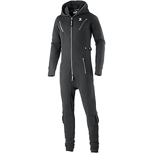 Onepiece Air Jumpsuit schwarz
