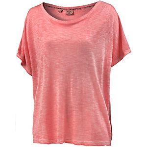 TIMEZONE Oversize Shirt Damen koralle