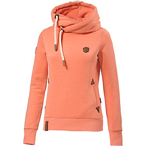 Naketano Darth VII Hoodie Damen orange melange